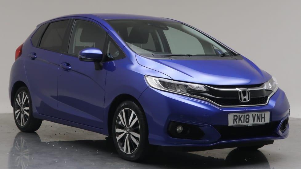 2018 Used Honda Jazz 1.3L EX Navi i-VTEC