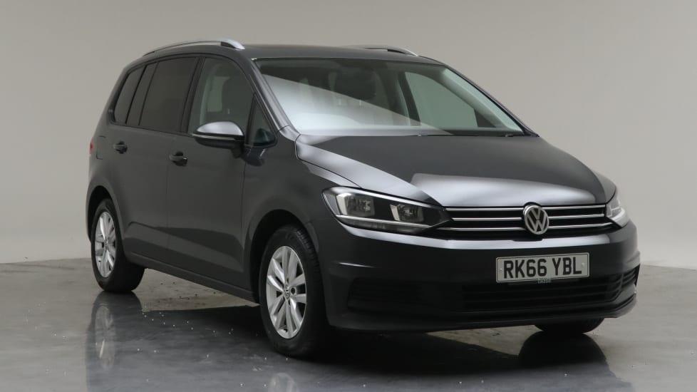 2016 Used Volkswagen Touran 2L SE Family BlueMotion Tech TDI