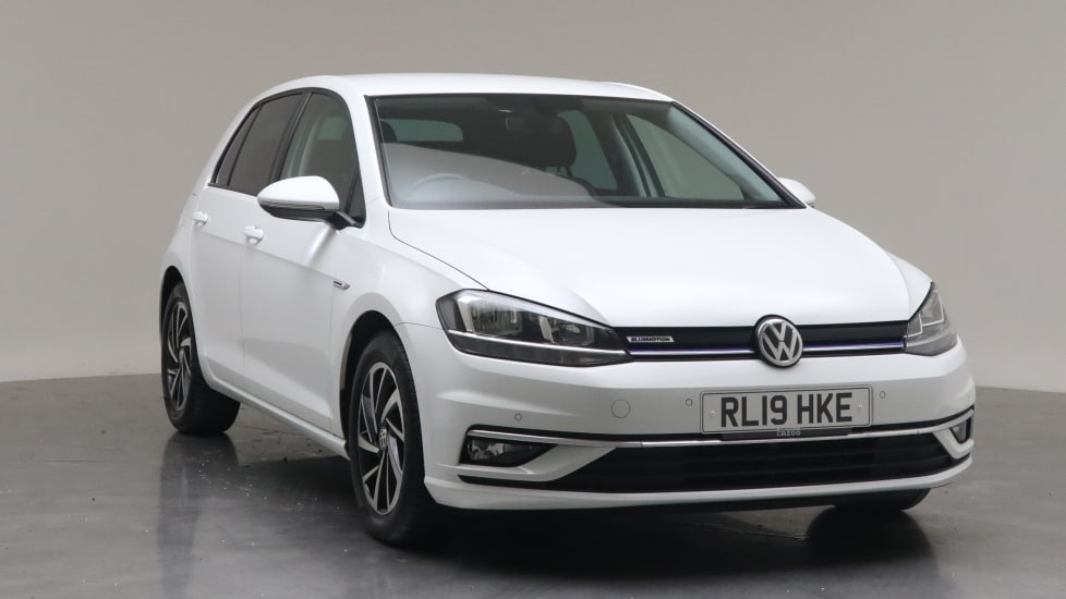 2019 Used Volkswagen Golf 1.5L Match TSI EVO