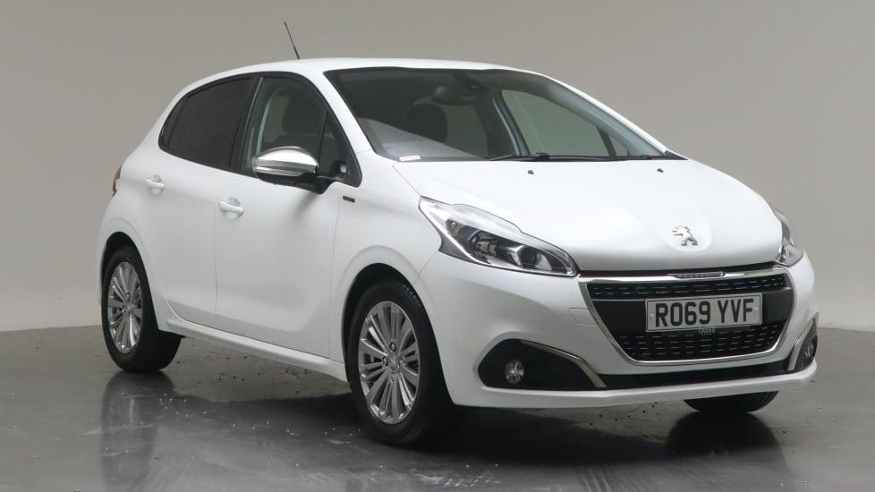 2019 Used Peugeot 208 1.2L Signature PureTech
