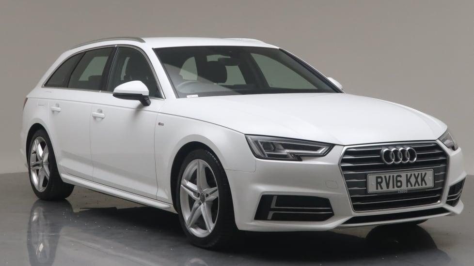 2016 Used Audi A4 Avant 2L S line TDI