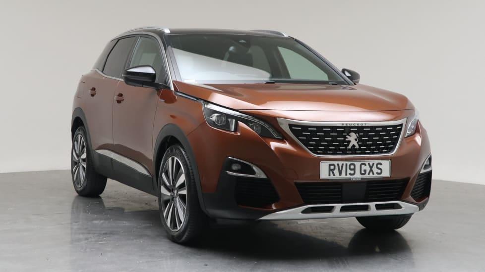 2019 Used Peugeot 3008 1.6L GT Line Premium PureTech