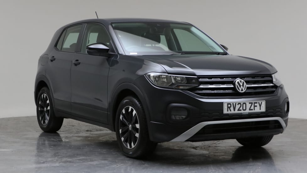 2020 Used Volkswagen T-Cross 1L S TSI