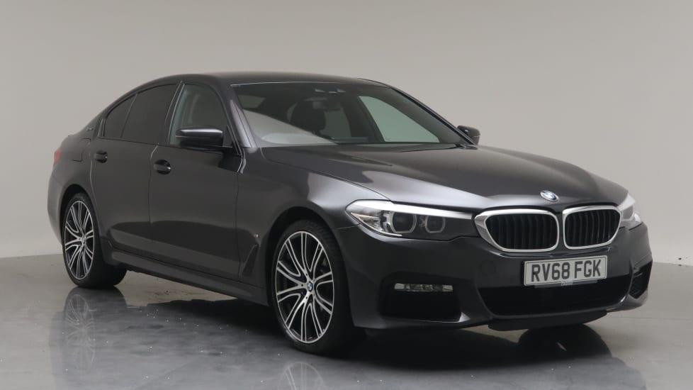 2018 Used BMW 5 Series 2L M Sport iPerformance 530e