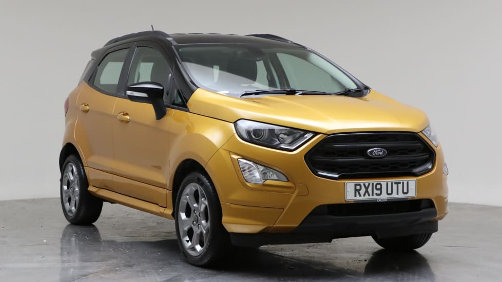 2019 Used Ford EcoSport 1L ST-Line EcoBoost T