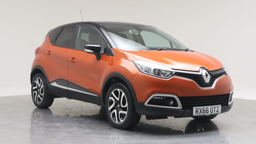 2016 Used Renault Captur 0.9L Dynamique S Nav ENERGY TCe