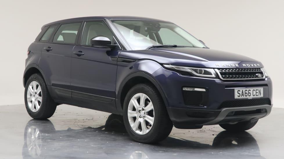 2016 Used Land Rover Range Rover Evoque 2L SE Tech eD4