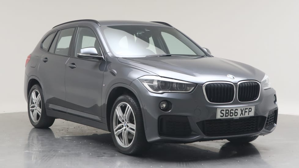 2016 Used BMW X1 2L M Sport 20d