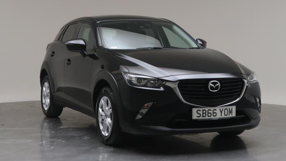 2016 Used Mazda CX-3 2L SE-L Nav SKYACTIV-G