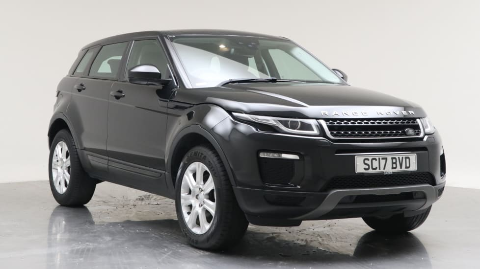 2017 Used Land Rover Range Rover Evoque 2L SE Tech TD4