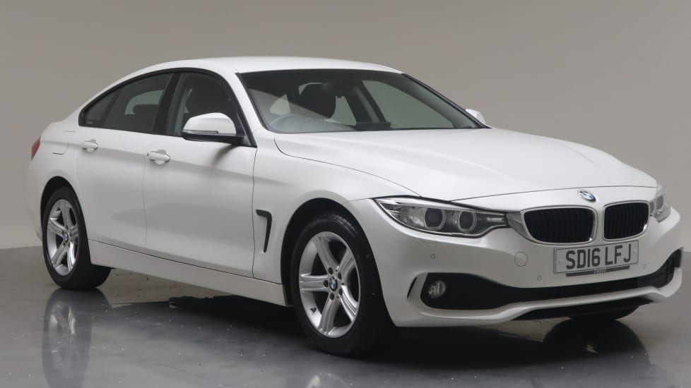 2016 Used BMW 4 Series Gran Coupe 2L SE 420d