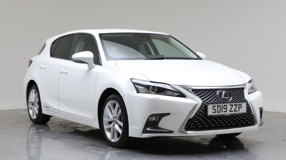 2019 Used Lexus CT 200h 1.8L CT 200h