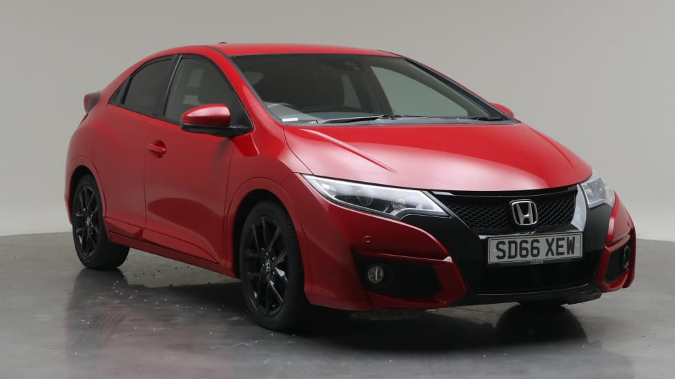 2016 Used Honda Civic 1.3L Sport i-VTEC