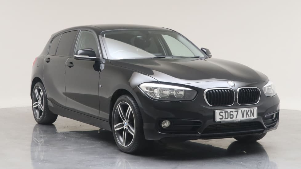 2017 Used BMW 1 Series 1.5L Sport 116d