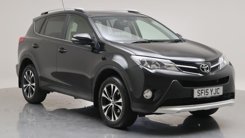 2015 Used Toyota RAV4 2L Invincible D-4D