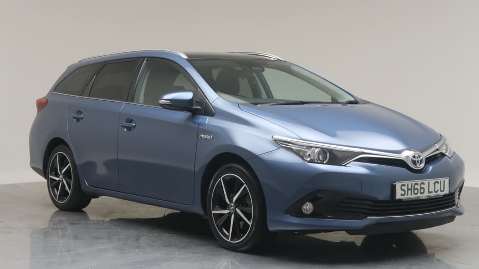 2016 Used Toyota Auris 1.8L Design VVT-h