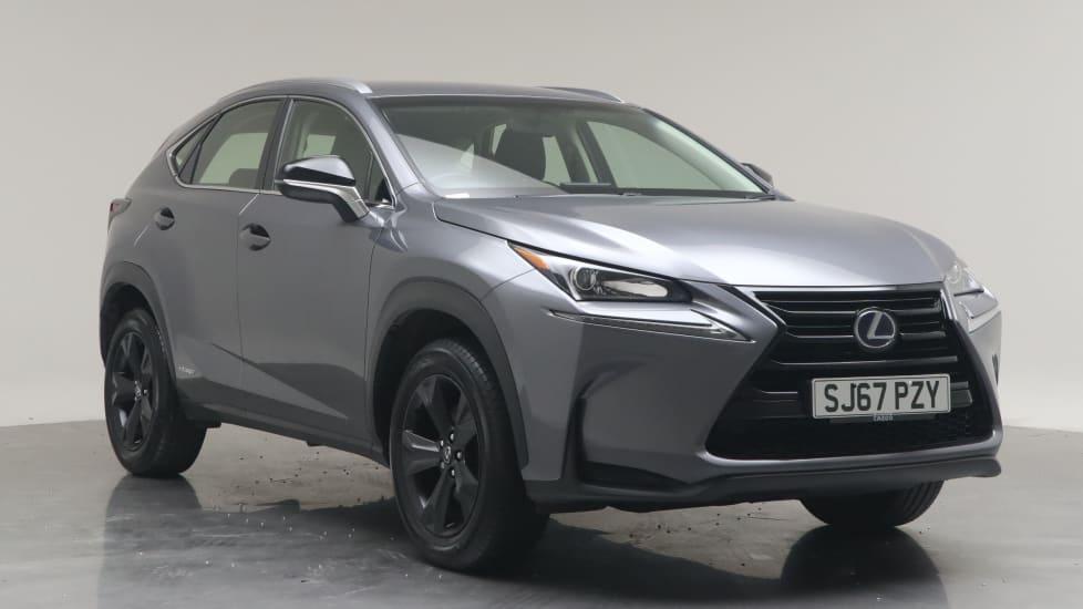 2017 Used Lexus NX 300h 2.5L Sport