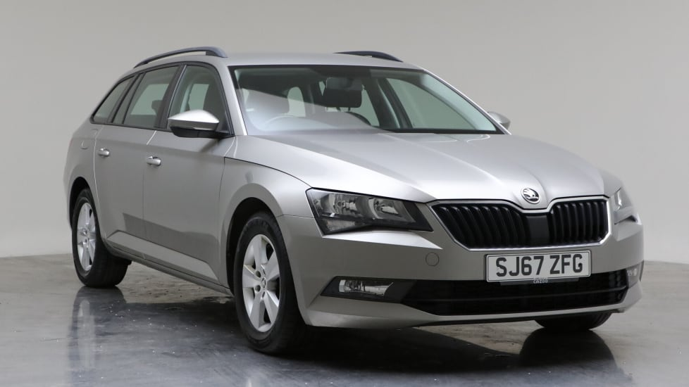 2017 Used Skoda Superb 1.4L S TSI