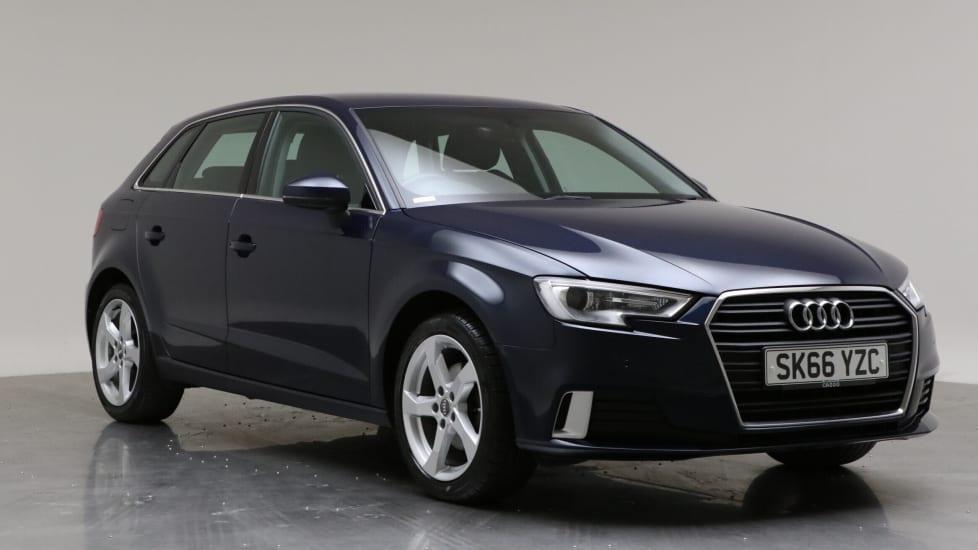 2016 Used Audi A3 1.4L Sport CoD TFSI