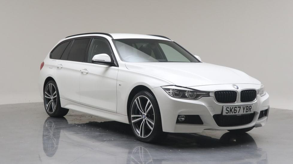 2017 Used BMW 3 Series 2L M Sport 320d