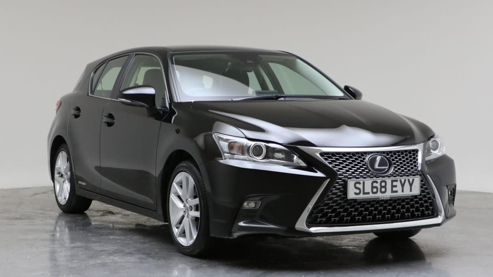 2018 Used Lexus CT 200h 1.8L SE 200h