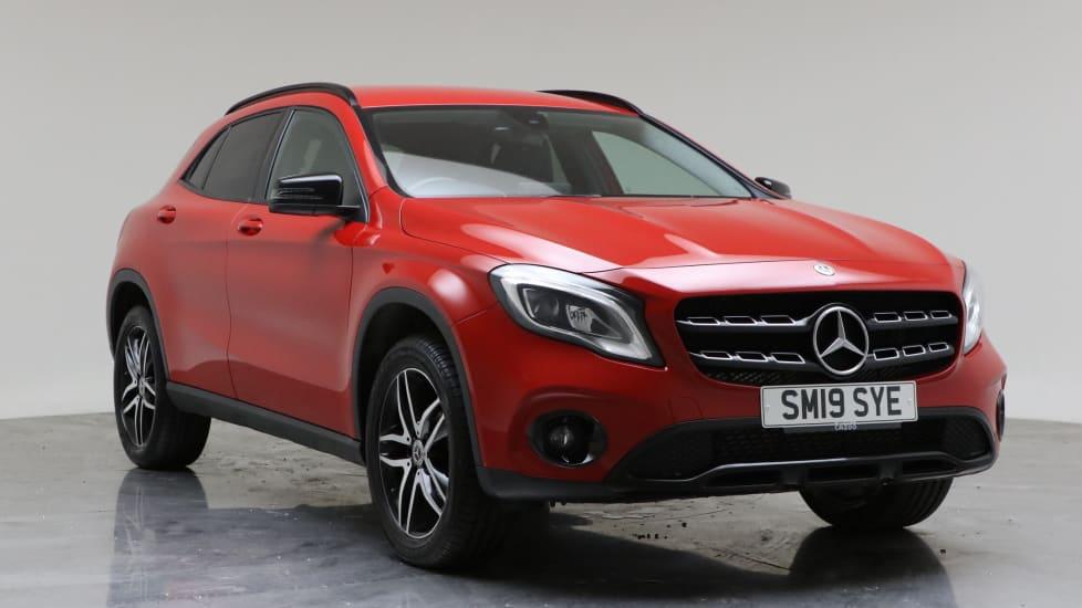 2019 Used Mercedes-Benz GLA Class 1.6L Urban Edition GLA180