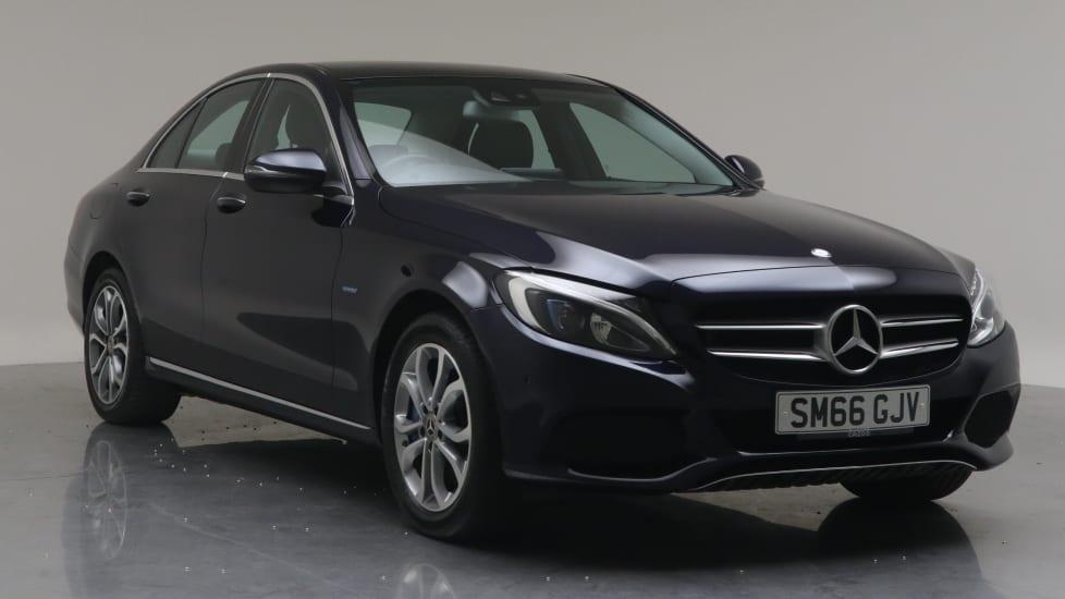 2017 Used Mercedes-Benz C Class 2L Sport C350e
