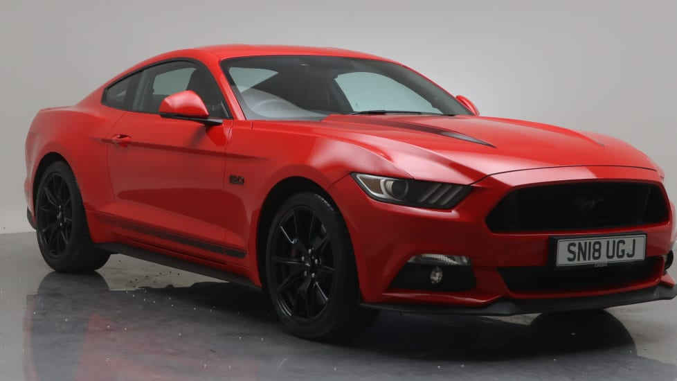 2018 Used Ford Mustang 5L GT Shadow Edition V8