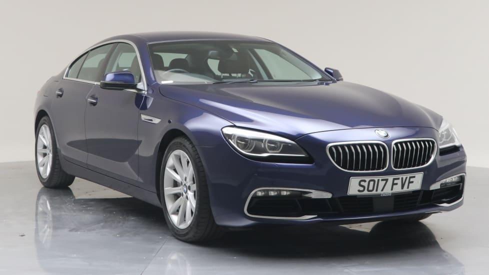 2017 Used BMW 6 Series Gran Coupe 3L SE 640i