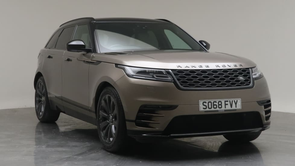 2019 Used Land Rover Range Rover Velar 3L R-Dynamic S D300