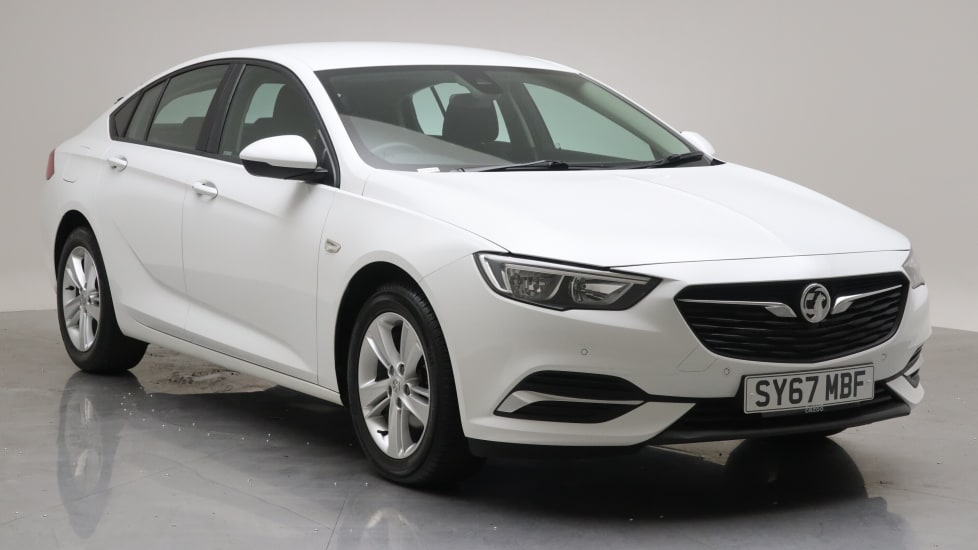 2017 Used Vauxhall Insignia 1.5L Design Nav i Turbo