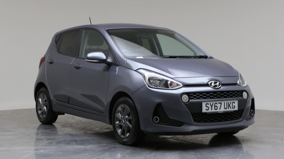 2017 Used Hyundai i10 1L Premium