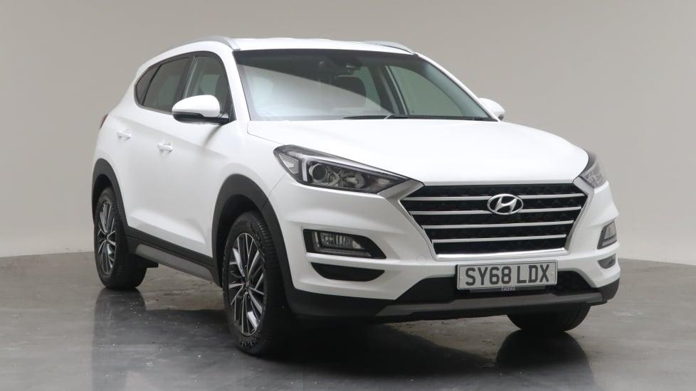 2018 Used Hyundai Tucson 1.6L Premium T-GDi