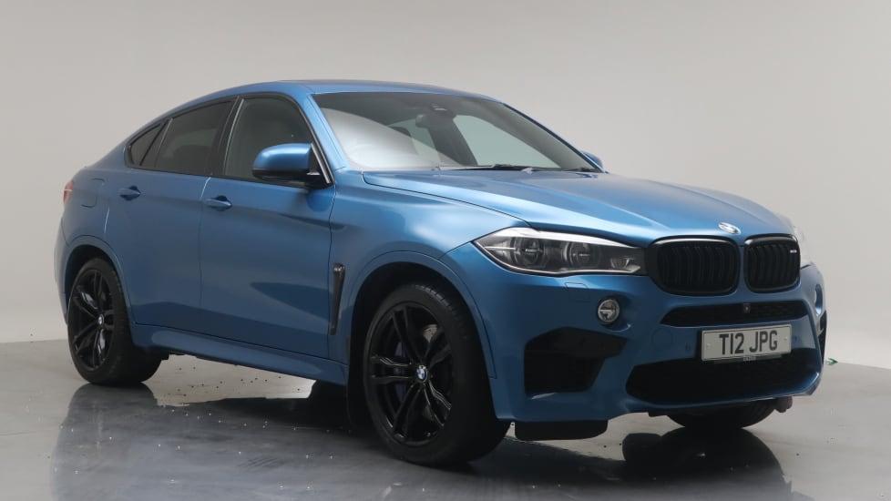 2015 Used BMW X6M 4.4L BiTurbo