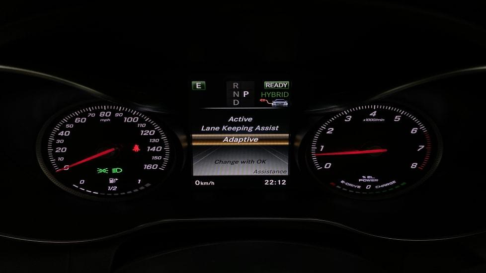 Lane Departure Warning