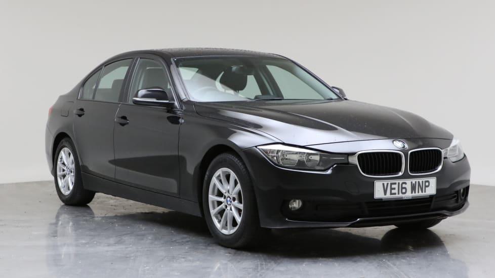 2016 Used BMW 3 Series 2L ED Plus BluePerformance 320d