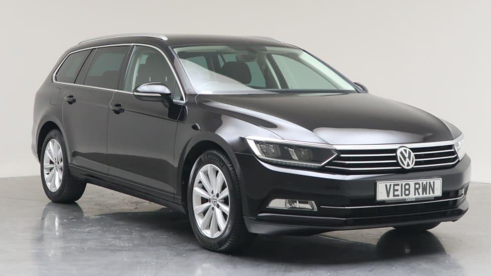 2018 Used Volkswagen Passat 2L SE Business TDI