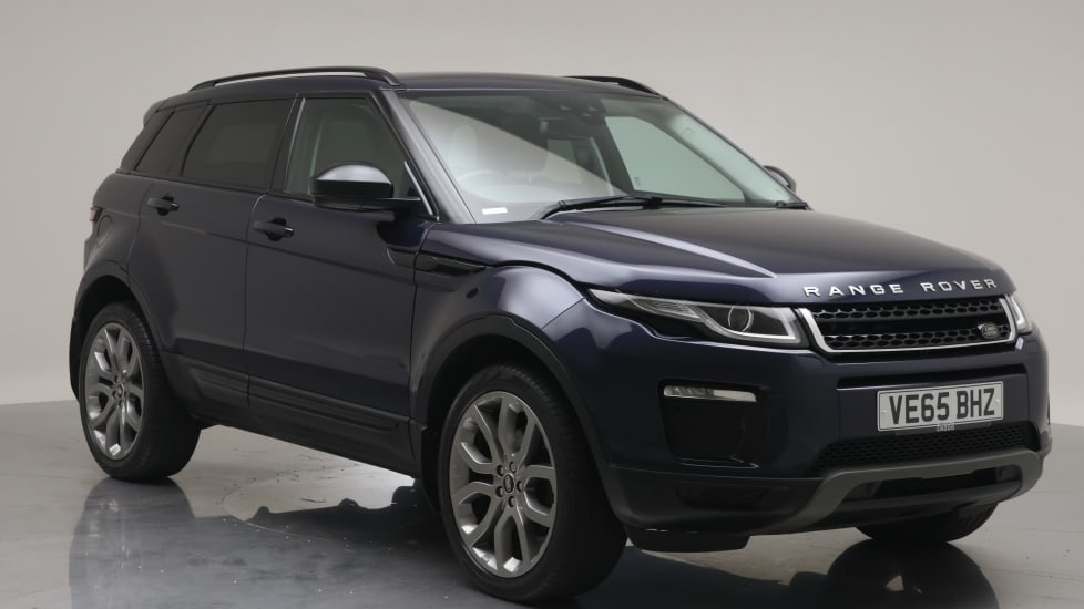 2015 Used Land Rover Range Rover Evoque 2L SE Tech TD4
