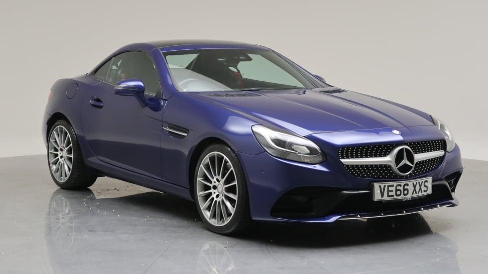 2016 Used Mercedes-Benz SLC 2.1L AMG Line SLC250d
