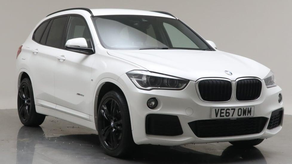 2017 Used BMW X1 2L M Sport 20d