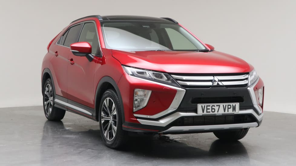 2018 Used Mitsubishi Eclipse Cross 1.5L First Edition T