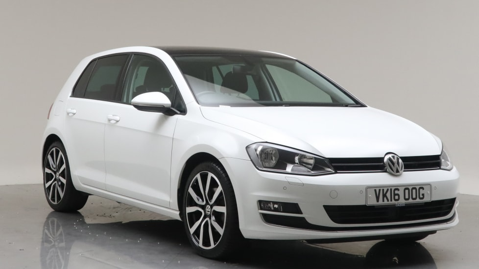 2016 Used Volkswagen Golf 2L GT Edition BlueMotion Tech TDI