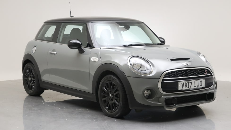 2017 Used Mini Hatch 2L Cooper S