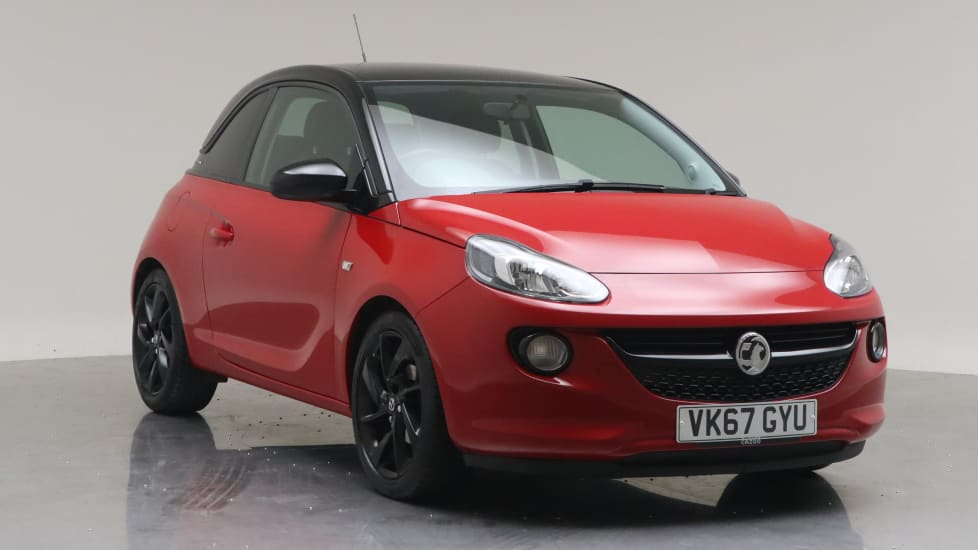 2017 Used Vauxhall ADAM 1.2L ENERGISED i