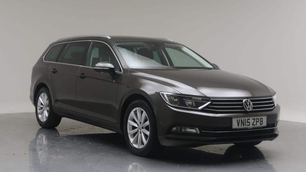 2015 Used Volkswagen Passat 1.6L SE Business BlueMotion Tech TDI