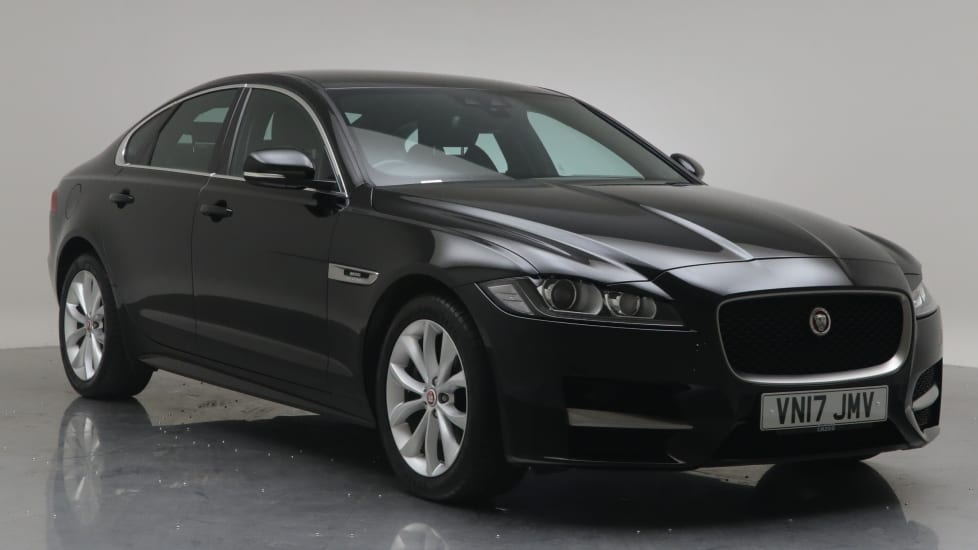 2017 Used Jaguar XF 2L R-Sport Black Edition d