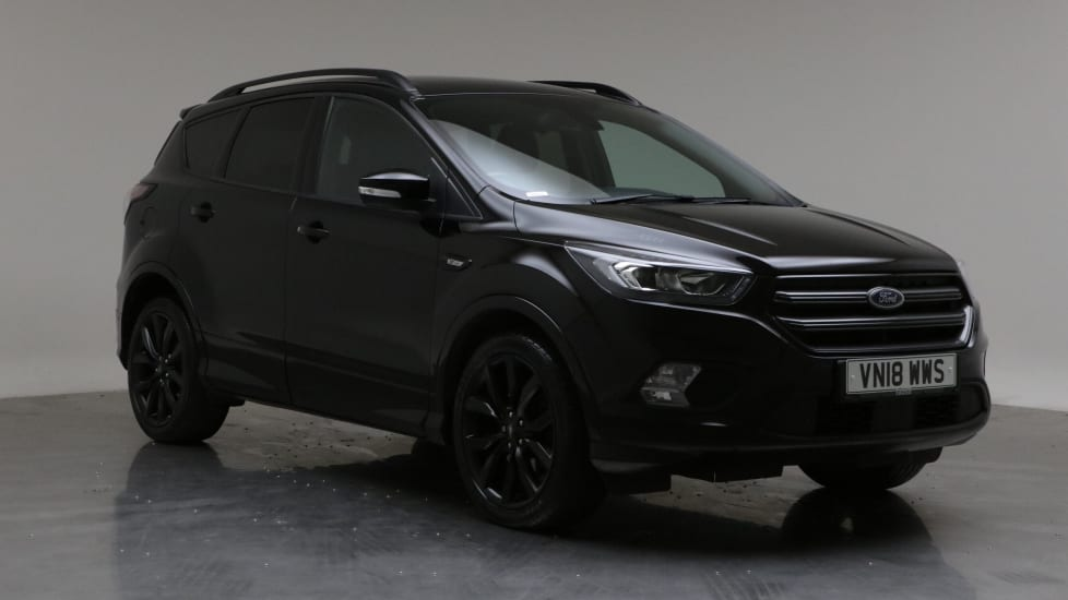 2018 Used Ford Kuga 2L ST-Line EcoBlue TDCi