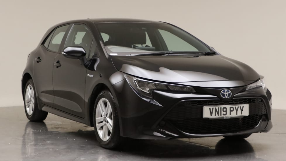 2019 Used Toyota Corolla 1.8L Icon Tech VVT-h