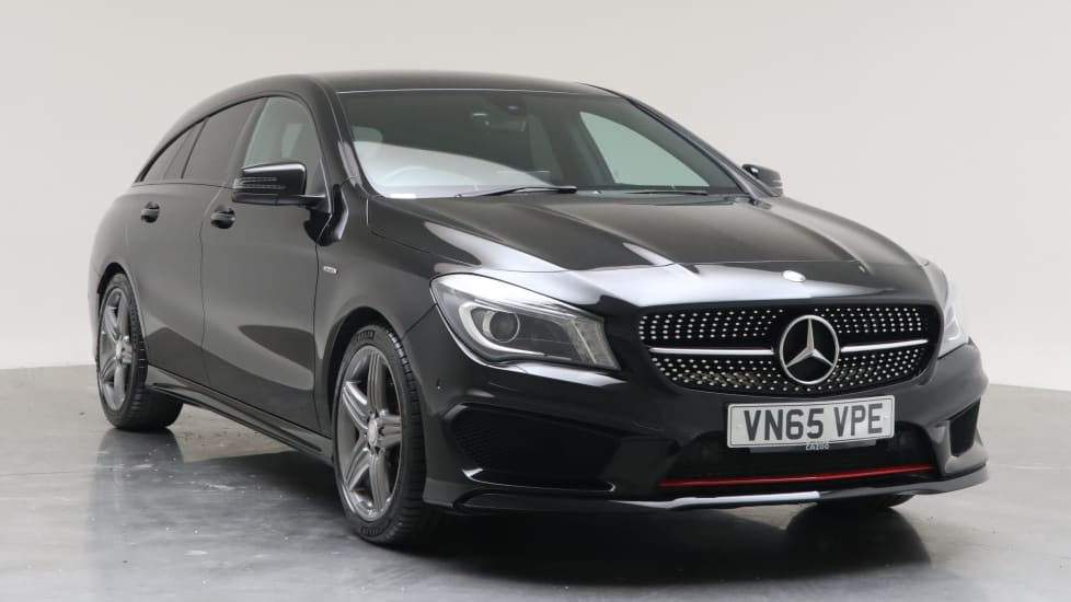 2016 Used Mercedes-Benz CLA Class 2L Engineered by AMG CLA250