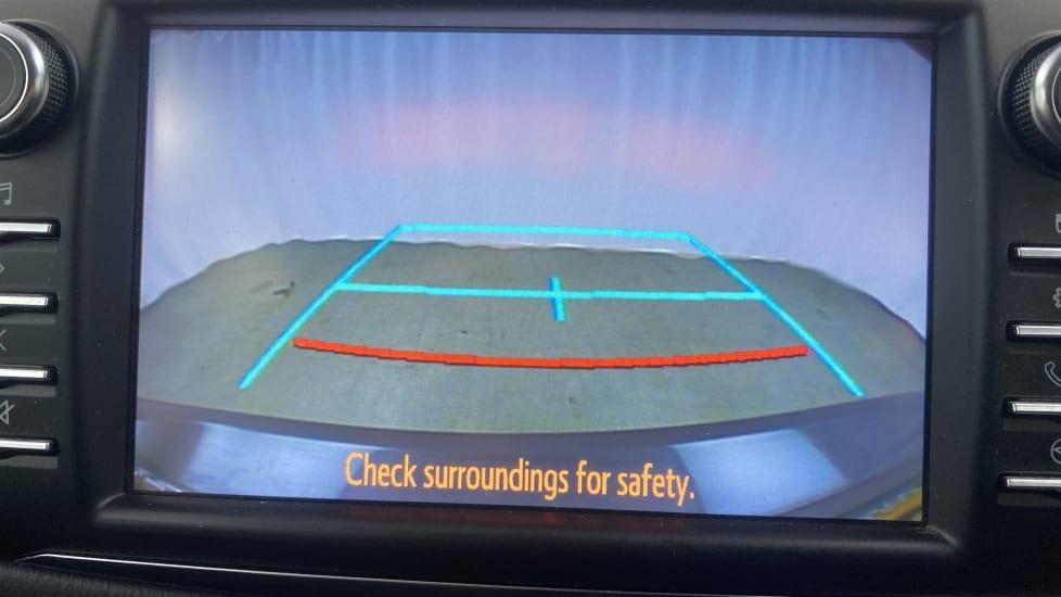 Rear Parking Camera